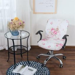 Dining Room Chair Cover Universal Slip Seat Cover for Office