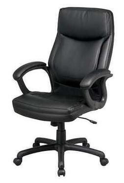 OFFICE STAR EC6583-EC3 Desk Chair, Series Work Smart Eco Lea