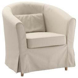 Ikea Ektorp Tullsta Chair Cover Lofallet Beige Slipcover Onl