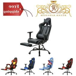 Ergonomic High Back Office Desk Chair PC Gaming Executive Ch