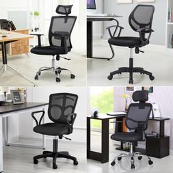Ergonomic Mesh Computer Office Chair Desk Task Midback Task