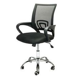 Ergonomic Mesh Computer Office Desk Chair Swivel Metal Base