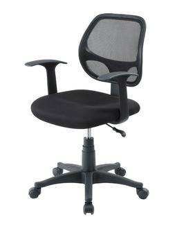 Ergonomic Mesh Drafting Chair with Lumbar Support Flip-Up Ar