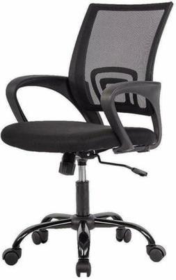 ergonomic mesh swivel chair mid back computer