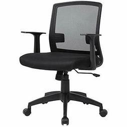 Ergonomic Office Chair Desk Mesh Computer With Lumbar Suppor