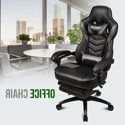 Ergonomic Office Chair PU Leather High Back Executive Comput