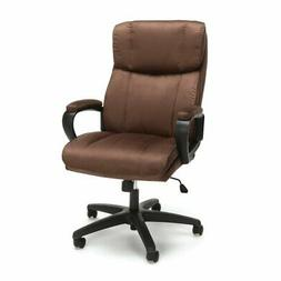 OFM Essentials by Plush High Back Microfiber Office Chair
