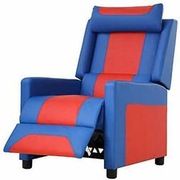 FDW Recliner Chair Gaming Chairs For Adults Video Game Couch