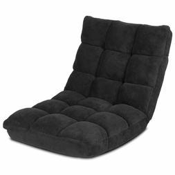 Giantex Floor Folding Sofa Gaming Chair 14-Position Sleeper