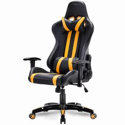 Gaming Chair Office Computer Giantex High Back Executive Rac