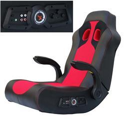 Gaming Chair Rocker Bluetooth Vibration Floor Gamer Seat Spe