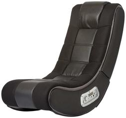 Gaming Chair with Audio Speakers System Video Game Rocker Ga