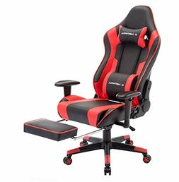 DANSITWELL Gaming Chairs for Adults, Ergonomic Adjustable Ra