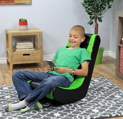 Gaming Floor Chair Classic Video Game Rocker Gamer Rocking S