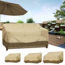 Garden Patio Waterproof Furniture Chair Cover Single For Out