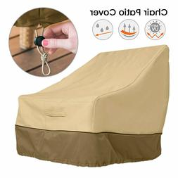 Garden Patio Waterproof Furniture Chair Cover Single For Hom