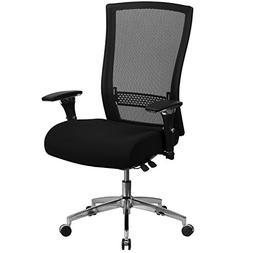 Flash Furniture HERCULES Series 24/7 Intensive Use 300 lb. R