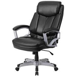 Hercules Series High Back Leather Executive Chair