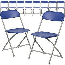 Flash Furniture 10 Pk. HERCULES Series 800 lb. Capacity Prem