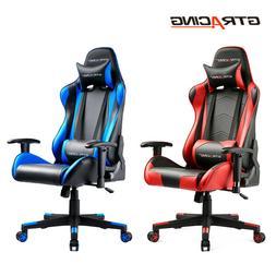 Gaming Chair GTRACING Ergonomic High-Back Adjustable PU Offi
