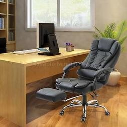 High Back PU Leather Executive Reclining Computer Office Cha