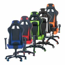 Merax Race Car style Office Gaming Chair Ergonomic Recliner