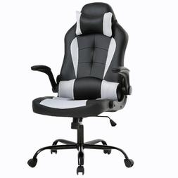 New High Back Racing Office Chair Recliner Desk Computer Cha