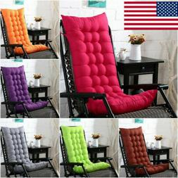 HM US Outdoor Soft Chair Cushion Tufted Deck Chaise Padding