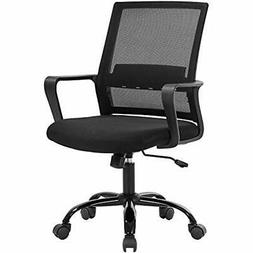 Home Office Chair Ergonomic Desk Swivel Rolling Computer Exe