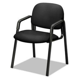 HON HON4003CU10T Solutions Seating Guest Chair, Black CU10