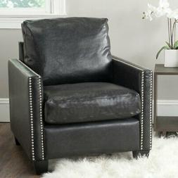 Safavieh Horace Leather Club Chair