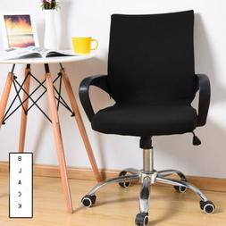 Hot Office Chair Cover Swivel Computer Armchair Protector Ex