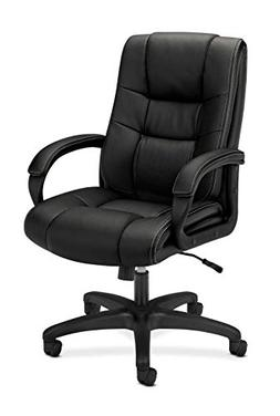 HON Executive Desk Chair - High-Back Upholstered Office Chai
