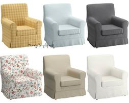 Ikea Cover EKTORP JENNYLUND Chair Armchair Slipcover Assorte