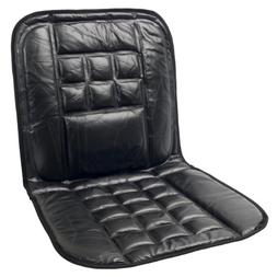 in9615 leather lumbar support cushion