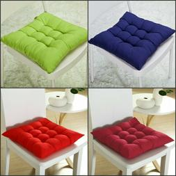 Indoor Home Dining Kitchen Office Cushion Soft Seat Pads Tie