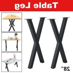 "Option Industry Table Legs 28"" 22""16""Coffee Desk Chair Legs"