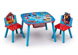 kids chair set and table 2 chairs