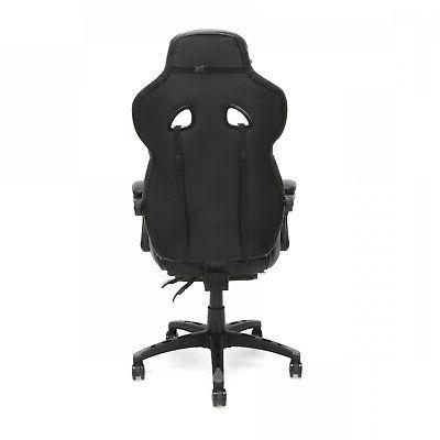 RESPAWN 110 Racing Gaming Reclining Ergonomic Leather Chair