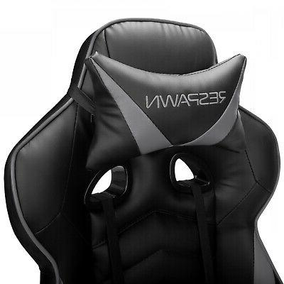 RESPAWN Gaming Chair, Reclining Leather