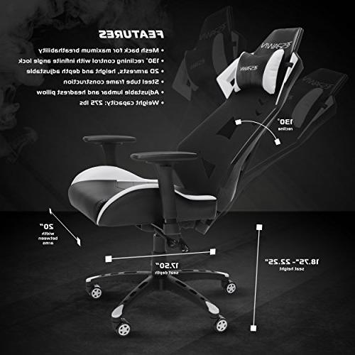 RESPAWN-200 Chair - Performance Mesh or Gaming