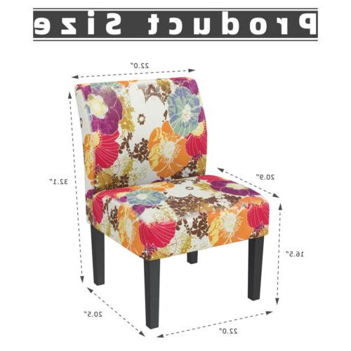 2PCS Upholstered Printed