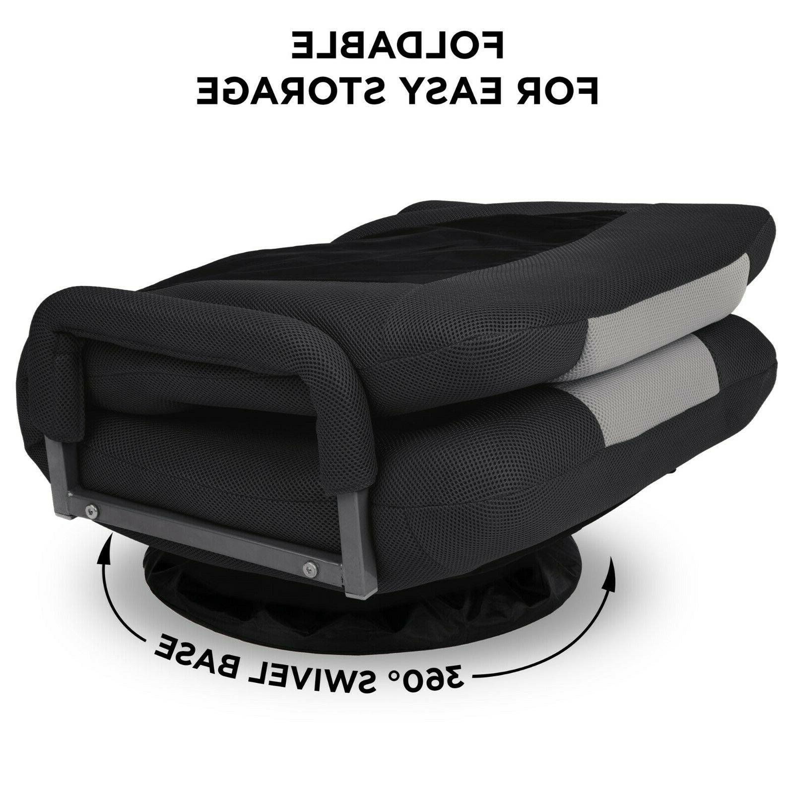 Best Products 360-Degree Swivel w/ Armrest