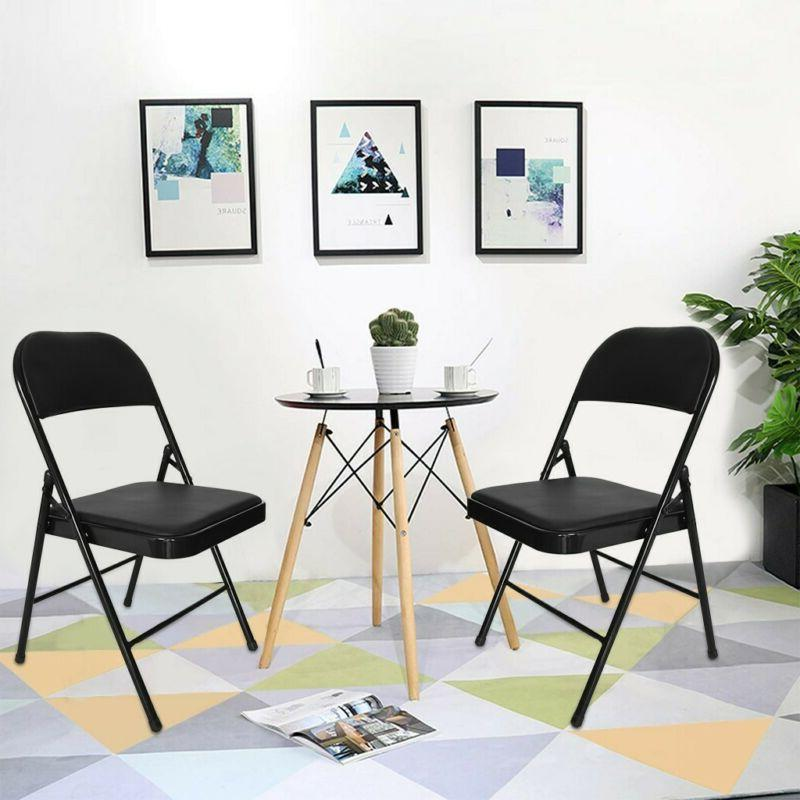 Black Chairs Frame Home Office