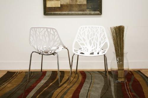 Birch Sapling Accent Chair, Set of 2