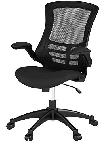 Flash Furniture Mesh with Arms