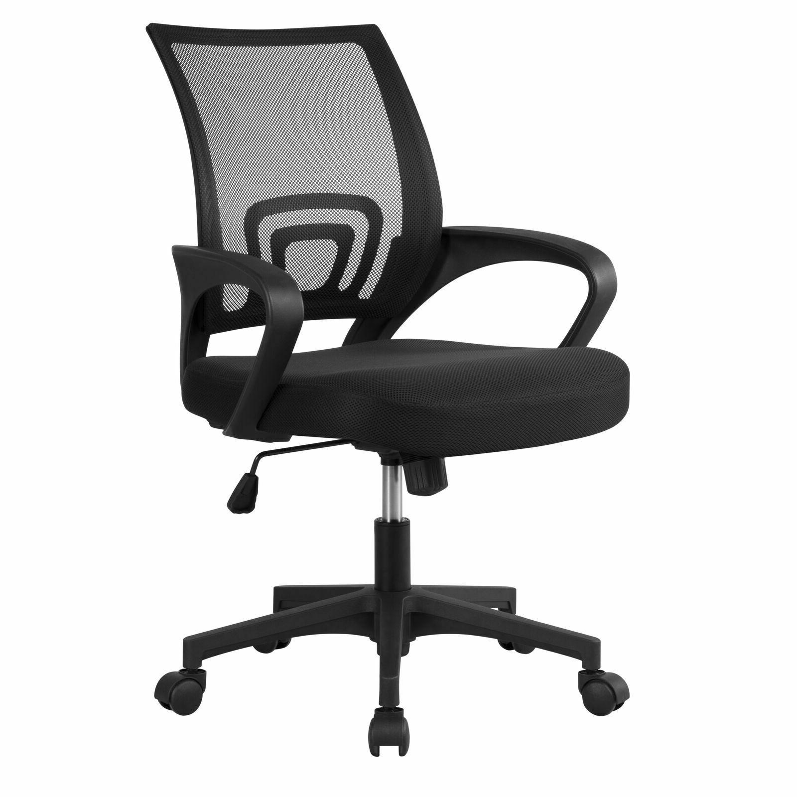 adjustable ergonomic mesh swivel computer office desk