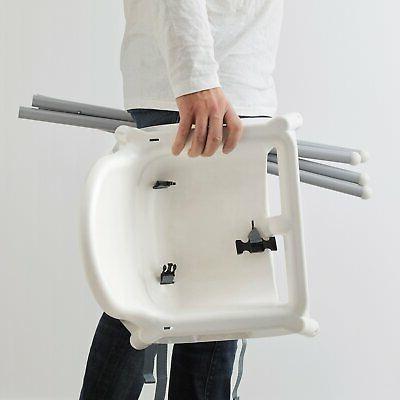 ANTILOP High tray white,