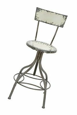 bar stool back counter adjustable