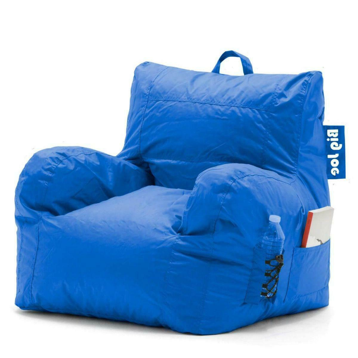Big Joe Bean Bag Chair Dorm Waterproof Teens Adults